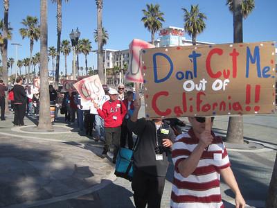 Huntington Beach Rally 2011