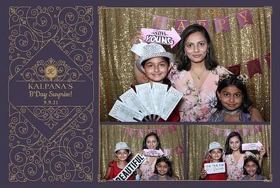 Kalpana's 40th Birthday