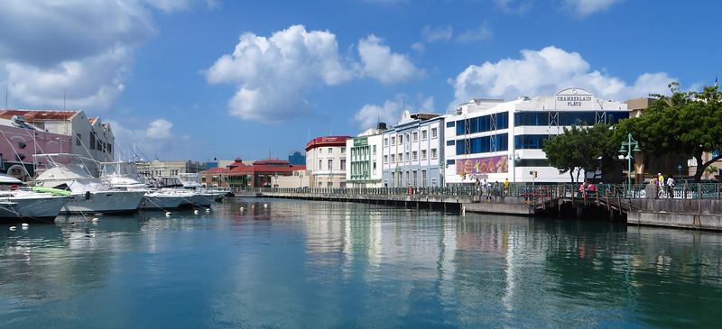 3rd port: Bridgetown, Barbados