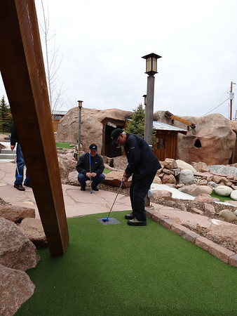 Golden Bell Mini Golf