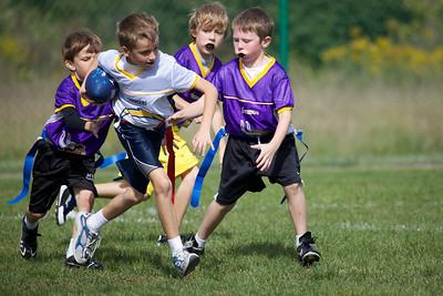 2011-09-18 Viking's Flag Football