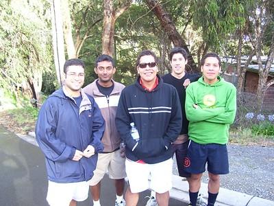 2007 Golf / Firetrail / Gym
