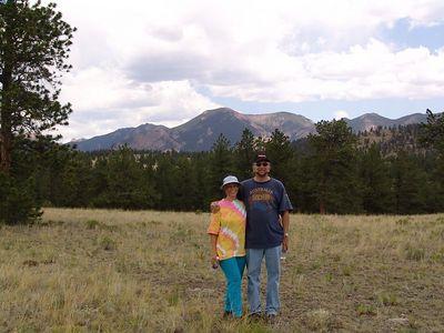 2005 July Lake George, Colorado