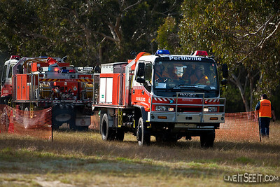 NSW Rural Fire Service - Region East Exercise 2012
