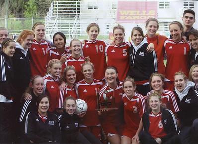 2007 Womens Soccer