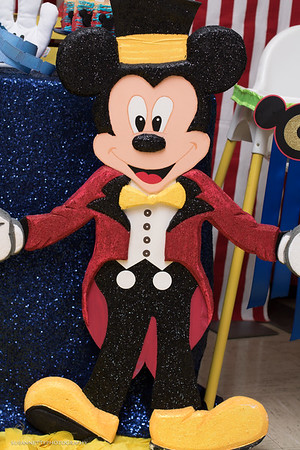 Circus Mickey Mouse