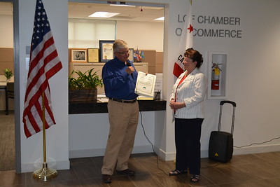 Chamber Hosts Ribbon-Cutting for Itself