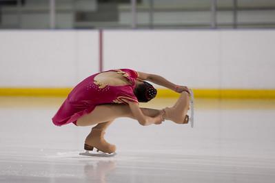 Ice Skating Performance