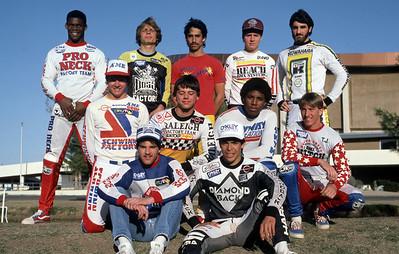 1984 Winter Nationals - State Fairgrounds, Phoenix