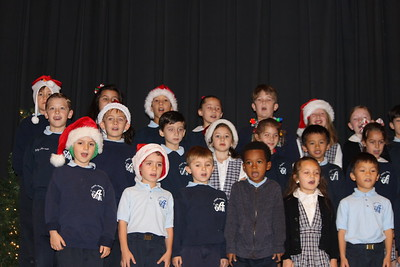 2014-12-19 Christmas Program K & 1st Gr