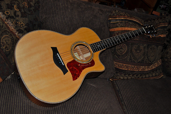 Taylor 414ce Limited Guitar 2009