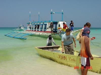 Boracay, Philippines 2005