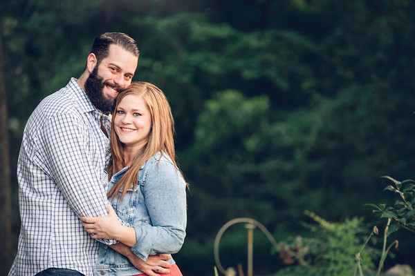 Engagement Session: Kelci & Jon