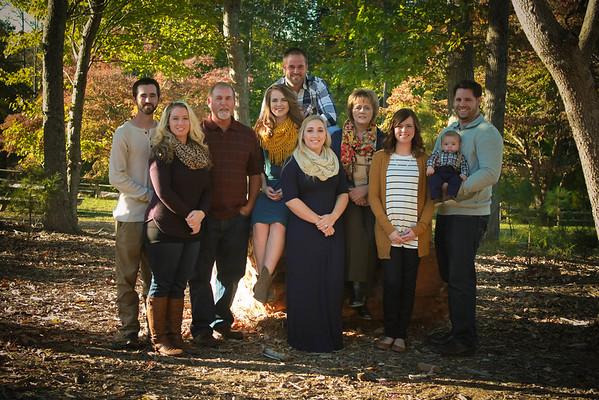 Caskey Family