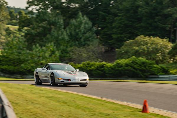 c5 Corvette z06 Silver #92