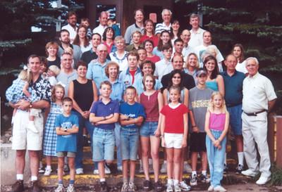 Klassen Reunion 2000