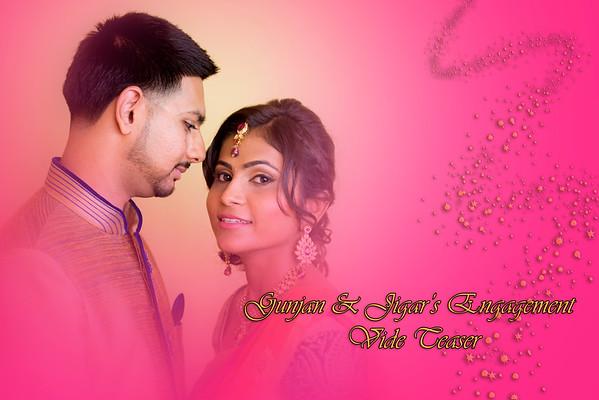 Gunjan & Jigar's Engagement ~ Video Teaser