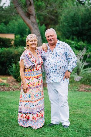 Cathy & Michel 50