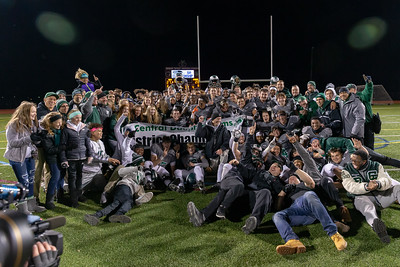 2019-11-15 | HSFB | Central Dauphin vs. Harrisburg (Disrict 3 Championship)