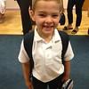 1st Day at St Agnes 1st GradeKirwan