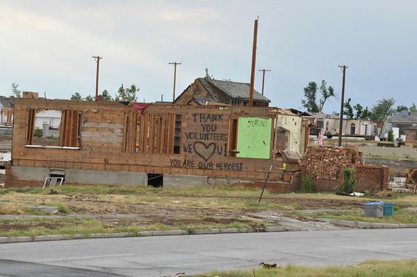 2011 Mission Trip - Joplin, Missouri