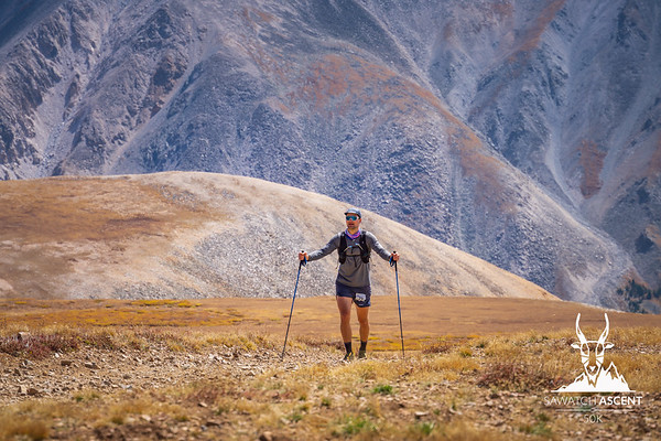 Sawatch Ascent 50K - 2021