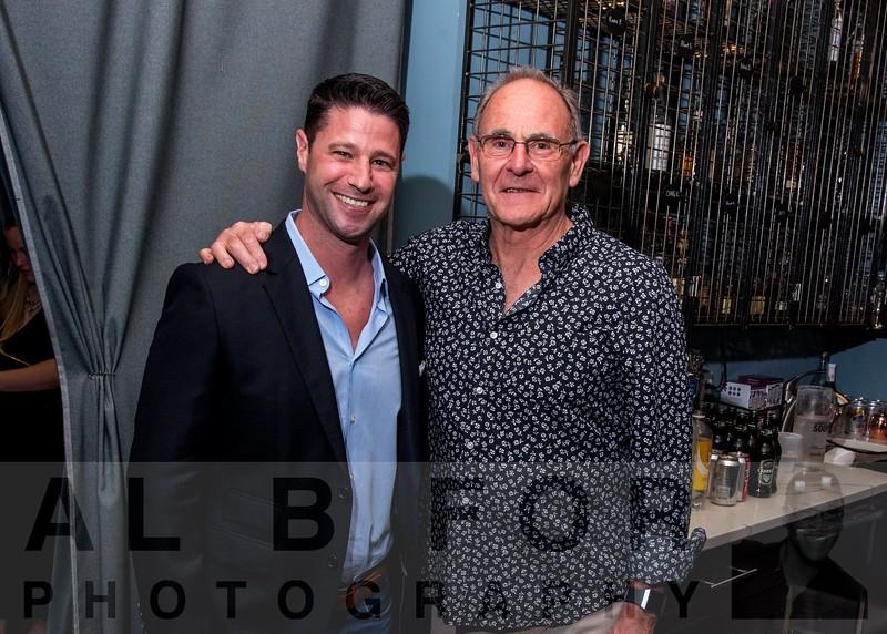 June 8, 2018 Jeff Moore B' Day party @ToBox