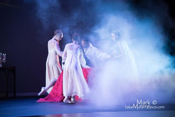 Dracula at the MO Ballet Theatre