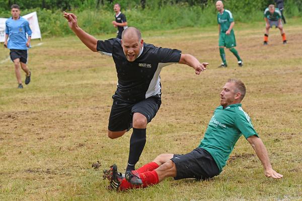 Nyhem 2018- Fotbollsmatchen