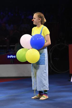 Sailor Circus Under The Big Top!