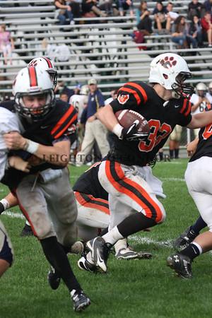 Oct 1, 2011 - Beverly High School vs Winchester - Football