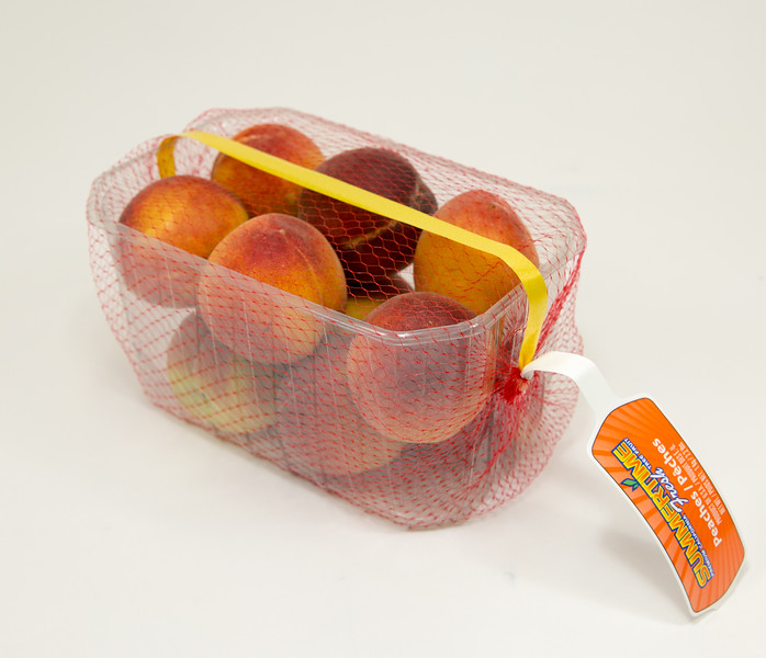 Summertime Peach 2.2lb. Punnet Pack