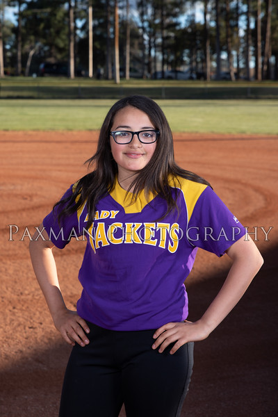 2019 BRHS JV Softball