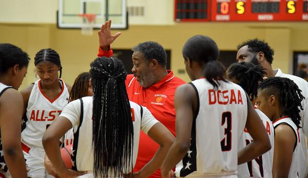 DCSAA Girls Basketball All Star Game