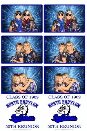 North Babylon High School Class Of 1969 50th Reunion