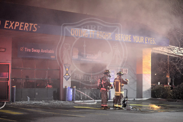 March 18, 2016 - 2nd Alarm - 1500 Finch Ave. East