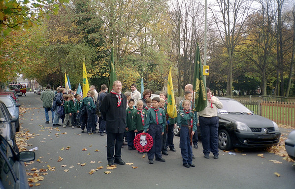 Remembrance Day 2003