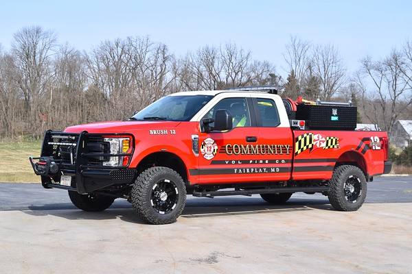 Station 12 - Community Fire Company of District 12 (Fairplay, MD)