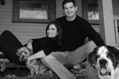 FAMILY PORTRAITS : KATE & TED