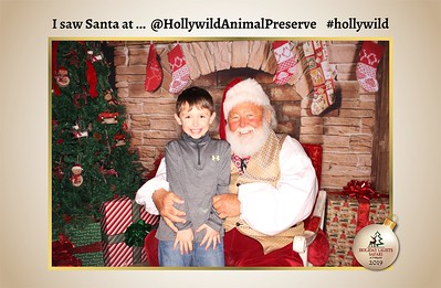 Hollywild Santa Photos - 112619