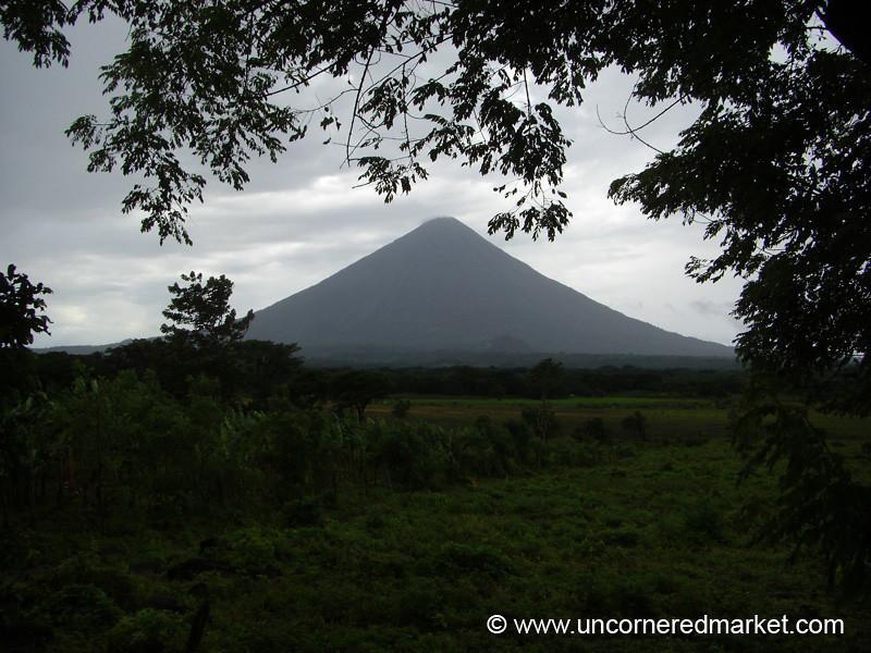 Concepcion Volcano - Isla de Ometepe, Nicaragua
