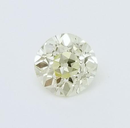 1.87ct Old European Cut Diamond - GIA U/V, VS2
