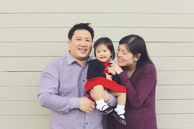 Tsai Family Fall 2014 Portraits