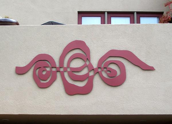 Life Thread custom wall sculpture