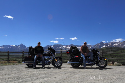 Day Five: Cortez to Telluride, to Ouray, to Royal Gorge to Canon City.
