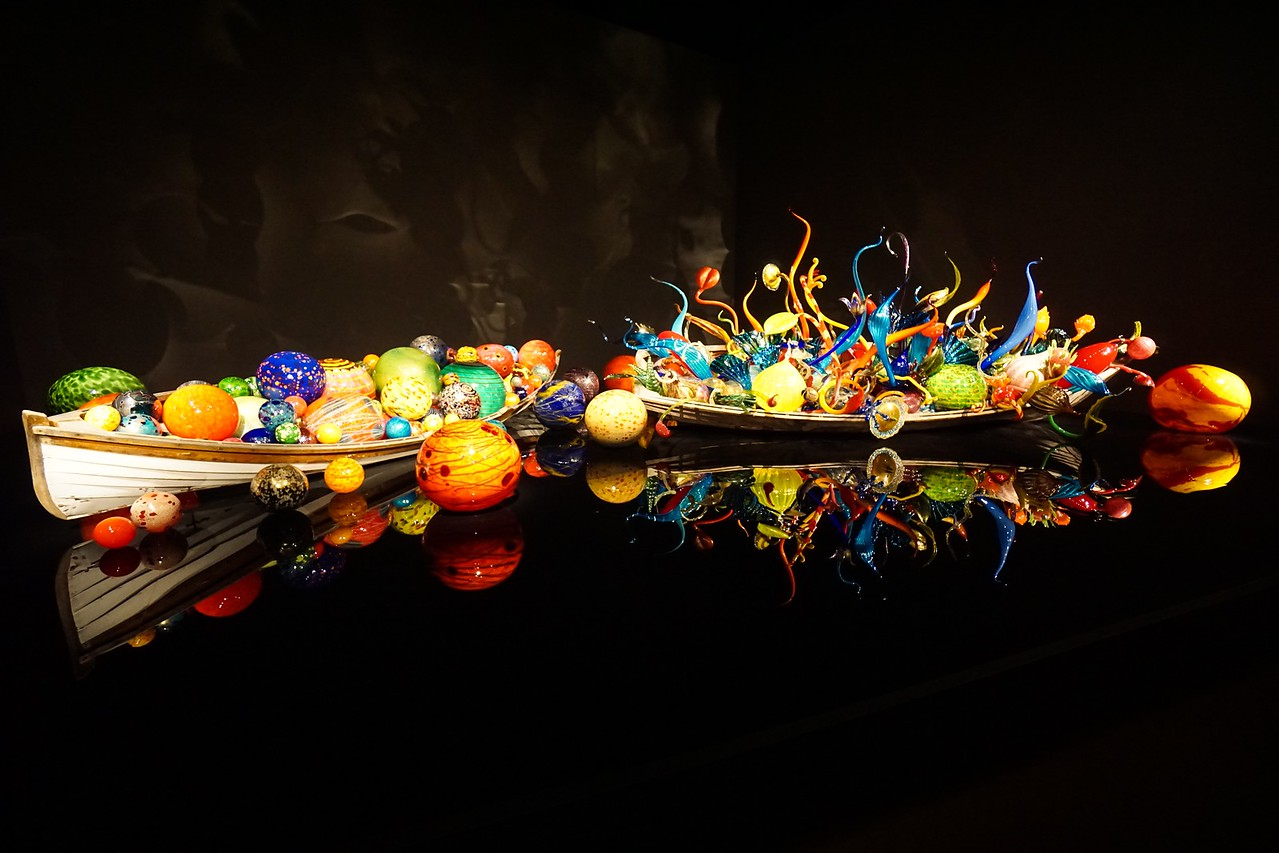 Chihuly Garden & Glass - Seattle