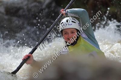 The Ski Slope - Saturday 25th April 2009 - 2nd Runs - but even closer!