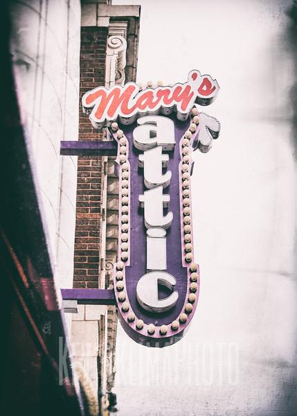 Mary's Attic