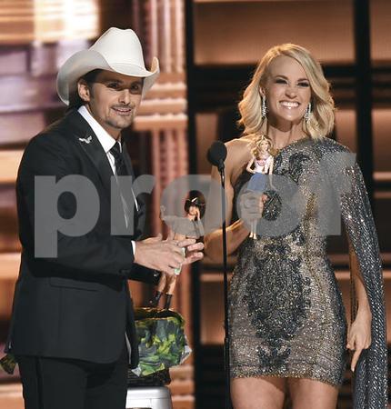 Luke Bryan wants a 'three-peat' at the CMA Awards