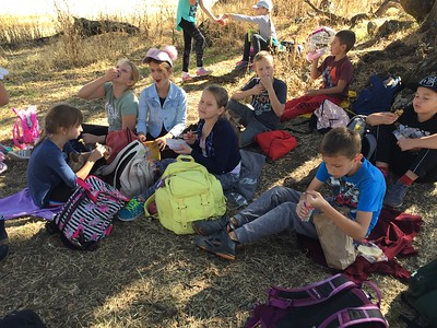 Community Outreach Academy | October 11, 2018 | 4th Grade